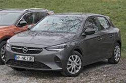 Que faire lorsque le voyant orange clé à molette s'allume sur une Opel Corsa ?